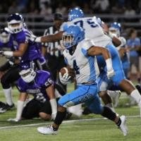St. Francis gets past Pearl City 27-13 in D2 varsity football (8/31/2018)