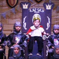 """Momilani Elementary's """"King Egsie and the Missing Ingredient"""" (5/23/2018)"""