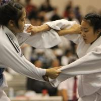 Pearl City vs. Aiea in OIA Boys and Girls Judo (3/24/2018)