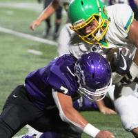 PCHS HOMECOMING - VARSITY - KAIMUKI POWERS PAST PEARL CITY 36-6 (9.27.19)