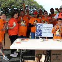 Mahalo for supporting the 30th Annual Hawaii Foodbank Food Drive (4.12.19)
