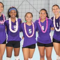 Lady Chargers showered with love and respect on senior night (4.25.2021) Picture