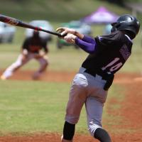Agoto, Aribal power Pearl City past Campbell 7-6 (5.1.2021) Pictured: Pearl City