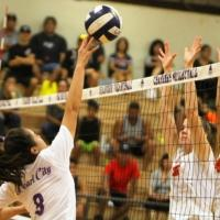 Pearl City falls to Campbell 2-0 in OIA DI Girls Volleyball (9/11/2017)