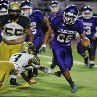 Pearl City powers past McKinley 41-0 in OIA D2 Junior Varsity Football (9/29/201