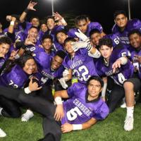 Pearl City Chargers over McKinley Tigers, 42-0 (9/29/2017)