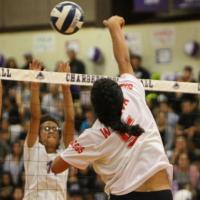 Lady Chargers swept by Waialua 2-0 in OIA West varsity volleyball (10/9/2017)