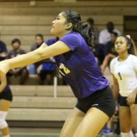 Damien sweeps Pearl City 3-0 in first round of HHSAA D2 Girls State Championship