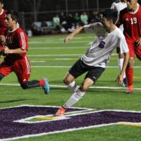 Charger Boys, Girls sweep the Bulldogs in OIA West Varsity Soccer (1/5/2018)
