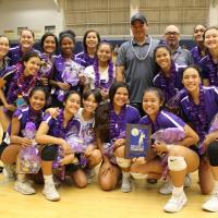 LADY CHARGERS SWEEP FALCONS TO CAPTURE OIA D2 CHAMPIONSHIP CROWN! (10.16.19)