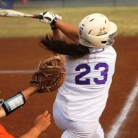 Lady Chargers and Lady Sabers battle to an 8-8 final in OIA softball (5.4.2021)