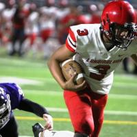 Photo Gallery 2: #1 Lunas ground high-flying Chargers 20-7 (8/5/2017)
