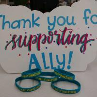 """""""Fight For Ally Fun Run"""" (5.3.19) Photo by Celeste Barry"""