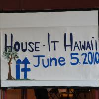 """House It"" concert raises the roof for Hawaii's homeless  6/5/10"