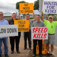 Photo of Community Traffic Awareness Program in Pearl City