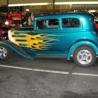 Car show for Autism at the Pearl City Shopping Center 8/14/
