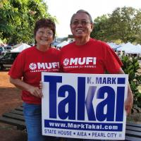 Political  Hoolaulea draws top candidates to Pearl City forum (9/3/10)