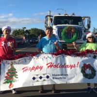 Annual 2018 Pearl City Christmas Parade (12.2.2018)