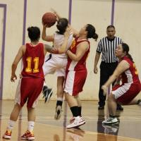 Pearl City rides through east opponent Roosevelt 45-29