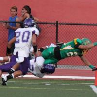 Kaimuki finishes undefeated with 34-12  win over Pearl City (10/16/10)