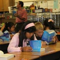 Pearl City students continue to receive free dictionaries
