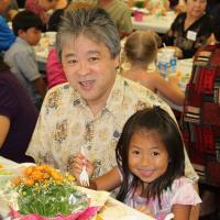 First graders honor grandparents at Momilani Elementary School