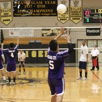 Pearl City sweeps Waianae in OIA Red Division Varsity Volleyball Tournament (4/2