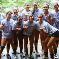 Photo of 2010 Pearl City Chargers Girls Volleyball Program (8/19/10)