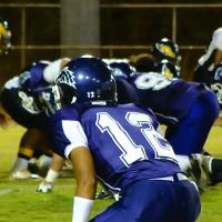 Chargers defend home turf  with 40-0 win over Golden Hawks (9/3/10)