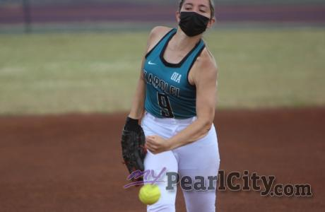 Kapolei Lady Hurricanes over Pearl City Lady Chargers 12-5 (5.6.21) Kapolei ace