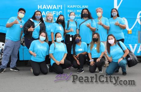 HPH Vax Squad delivers another positive shot at fully vaccinating Pearl City com