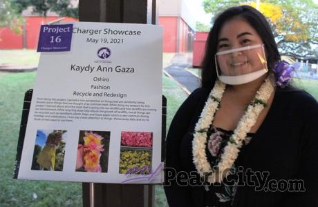 Pearl City High School Academy students shine at Charger Showcase (5.19.2021) Pi