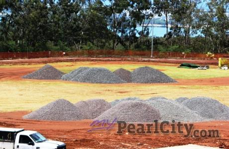 UPDATE: Chargers new Baseball and Softball synthetic fields and facilities const