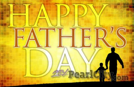 Wishing you a Happy Father's Day!