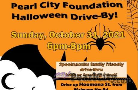 PCF Halloween Trick or Treat Drive-By Event!