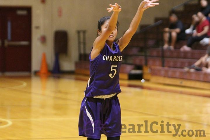 Castle runs past Pearl City 51-14 in OIA DII Girls Basketball