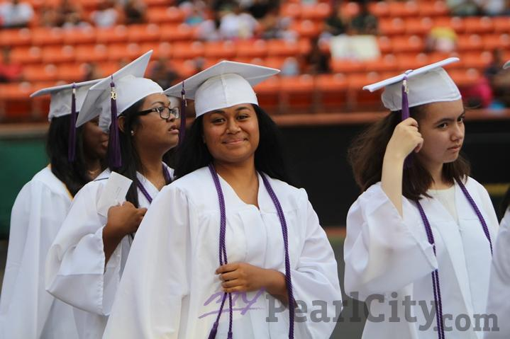 Pearl City High School Class Of 2019 Commencement At Aloha