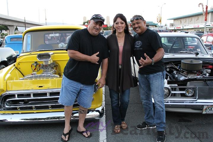 2018 BLEIZN FX Hot Rods & Classic Car Show at the Pearl City